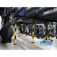 水泵房噪声治理,降噪减振器