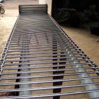 河南不锈钢食品输送带厂家 链杆式支轴网链工艺高超