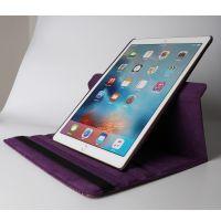 东莞ipad皮套工厂带支撑休眠360度旋转iPad Pro保护壳来样OEM订做