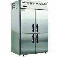 松下/Panasonic四门高身高温雪柜SRR-1581CP 四门冷藏柜 风冷冰箱