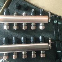 JD-1001红古铜分水器/咖啡古铜/2路-8路ARCO加达铜分集水器