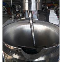 海参卤煮夹层锅 食品机械 糖果熬制搅拌炒锅