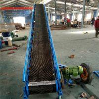 带式输送机输送量设备 兴亚工厂装车带式输送机