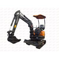 犀牛重工16小型挖掘机农业园林小工程挖沟机 进口发动机厂家直销