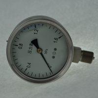 YTN-100不锈钢耐震压力表 真空表