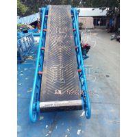 安徽伸缩式皮带机 专业生产 货柜装卸用输送机