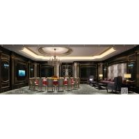 欧式陶瓷地毯砖 豪华客厅装饰彩绘条纹地板砖