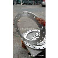 广州市鑫顺管件批发零售船标铝合金法兰、盲板DN200
