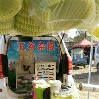 泰丰四缸暗仓式爆米花膨化机 面包车可载流动型加工杂粮小食品设备 噪音低