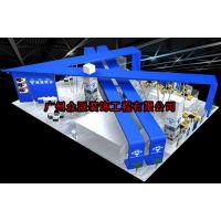 广州展台设计,众派展览带您走进机械制造工业展