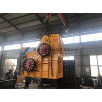 郑州正德机械双级粉碎机在智能制造时代展现核心技术的优势和前行动力