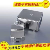 专业承接不锈钢件表面处理 五金配件异形件抛光加工定制