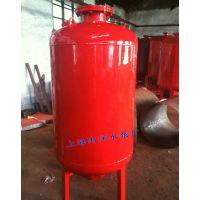 厂家直销 隔膜式气压罐 气压罐800  消防气压罐 800*1.6