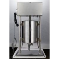 厂家直供嘉美牌20L电动立式不锈钢灌肠机