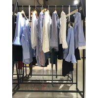 广州一线品牌诺米唯娅18年秋装品牌女装 专柜正品尾货批发走份