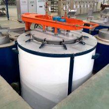 广东中实RJ2-25-6回火热处理设备 东莞650℃井式电炉 江门五金回火电炉