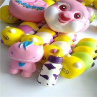 装饰慢回弹玩具 PU发泡挂件 慢回弹西瓜草莓