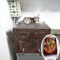 山东电烤鱼炉 钓渝烤鱼炉 长方形烤鱼炉 厂家报价