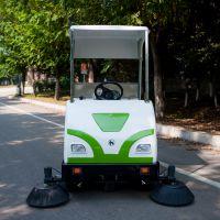 甘肃小林牌驾驶式电动扫地车XLS-1750道路清扫车扫路车厂家直销