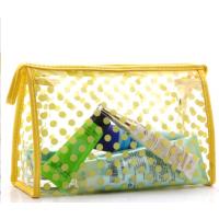 莱芜PVC化妆品袋透明度高快速收纳空间容量大