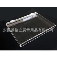 有机玻璃透明储物盒 亚克力盒子