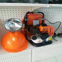 汽油野外照明灯多少钱一台 发电量大野外照明机