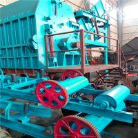 供应铼申大型废铁双轴撕碎机 金属破碎机设备 废旧物料撕碎生产线