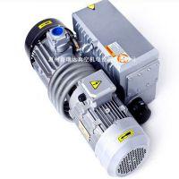 厂家直销旋片式单极真空泵XD-100 3KW旋片式真空泵 气体传输泵
