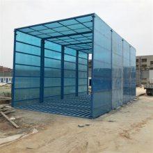 开封水泥砖厂大门口车辆冲洗设施NRJ-11安装挑选技巧