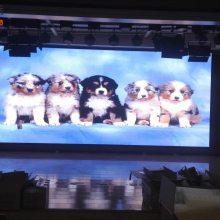爱浦乐高品质户内P2.5全彩LED显示屏专供外贸出口