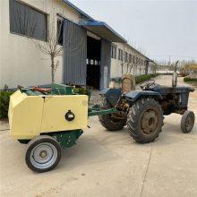 全自动玉米秸秆打捆机 润华 农用包膜机 牧草揉丝打包机