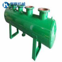 盐城海联 暖通分水器 不锈钢碳钢集水器 分气缸
