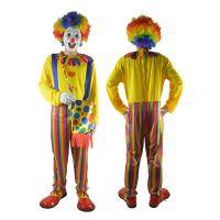 儿童节成人小丑服装道具演出服搞笑衣服套装男女cosplay表演服饰