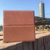 沈阳盛达彩砖厂 荷兰砖透水砖 方砖 草坪砖 盲道砖 护坡砖 舒布洛克砖