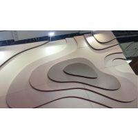 四川泸州市(德普龙)梯田艺术造型铝单板幕墙多少钱一平方?