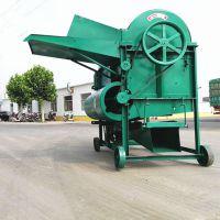 大型鲜花生采摘机 自动去秧摘果机厂家 佳鑫带动摔果机多少