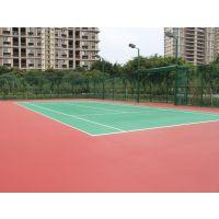 学校丙烯酸球场施工制作 篮球场地坪施工画线