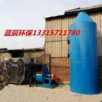 水喷淋净化塔在工业废气处理中的作用是什么