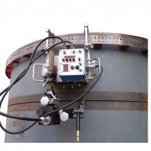 上海华威HK-11W 磁力管道自动焊接小车带导轨 环缝自动焊接小车价格 西安森达