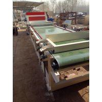 砂浆岩棉复合板设备 岩棉砂浆复合板设备 美工机械