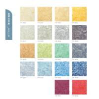 美莱尔教育耐磨pvc塑胶弹性地板