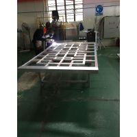 广州德普龙防火铝型材窗花可订做厂家直销