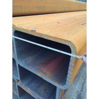 沂水县方方形钢管 25方形钢管铁方通,110x55方管
