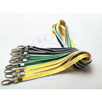 定制工作证件挂绳手机吊绳工作牌挂绳胸牌厂牌挂带工作卡套员工工牌胸牌定做