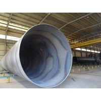 大口径螺旋钢管工艺流程