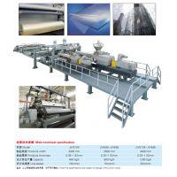 JWELL金纬机械薄膜拉伸生产线