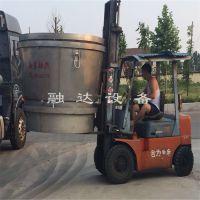 800斤机械化酿酒设备 双层保温自卸料酿酒设备 酿酒设备曲阜厂家