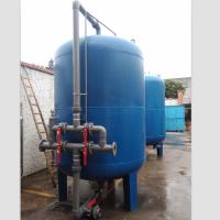 汕头厂家设计生产农村井水除黄除锈味过滤净化设备生活用水标准找晨兴定制