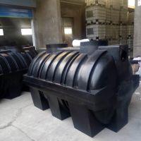 厂家供应1.5吨三格式塑料化粪池 使用寿命长