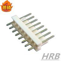 2.54刺破式排针 180度直针线对板刺破连接器 优质产品HRB鸿儒